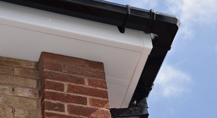 Fascia and Soffit Guttering